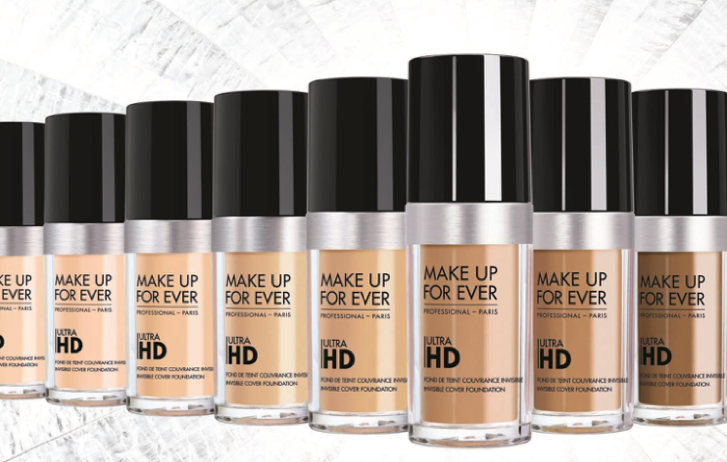 ULTRA HIGH DEFINITION – тональное средство от MAKE UP FOR EVER